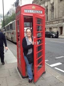 2 I'm a tourist
