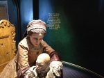 Mary Queen of Scots: crowned as a baby.