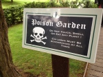 4 Poison Garden at Blarney