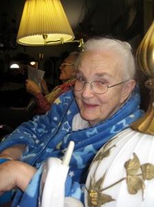 Grandma Mary Ella Vanderburg